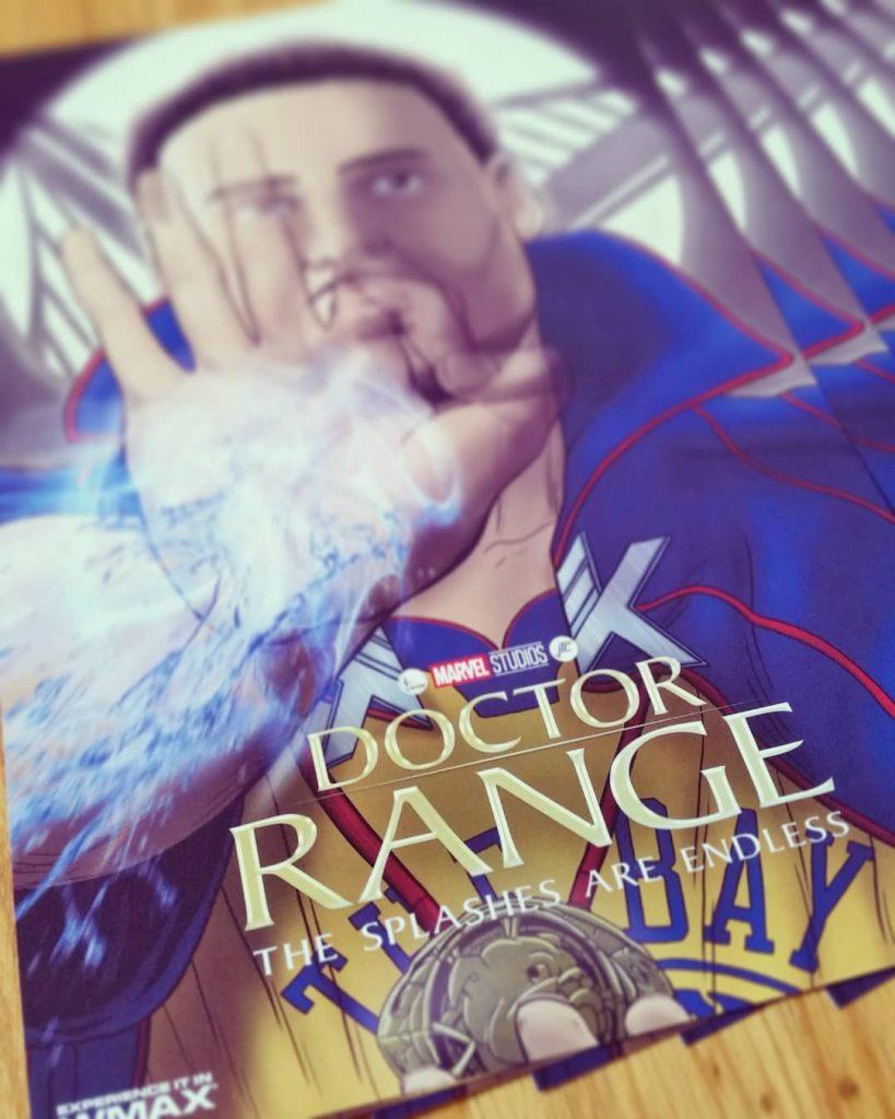 Doctor Range Prints Teaser