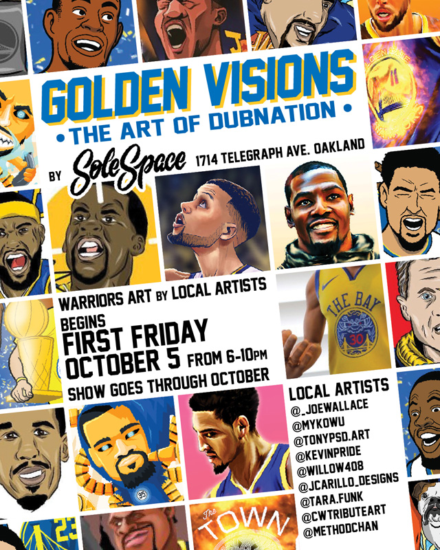 Golden Visions