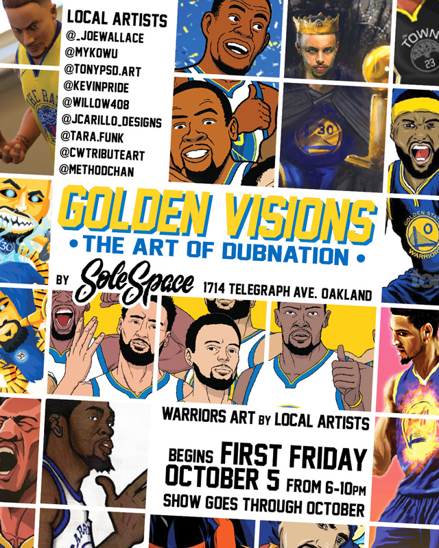 Golden Visions 2