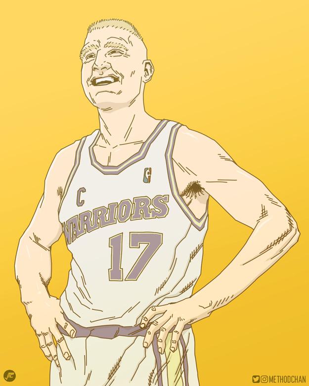 Warriors Wednesday 01 Mullin