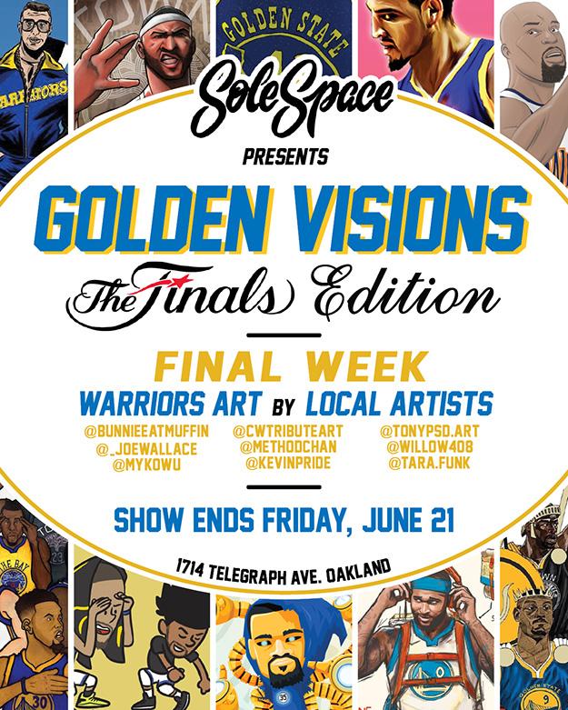 Golden Visions Finals Edition Final Week