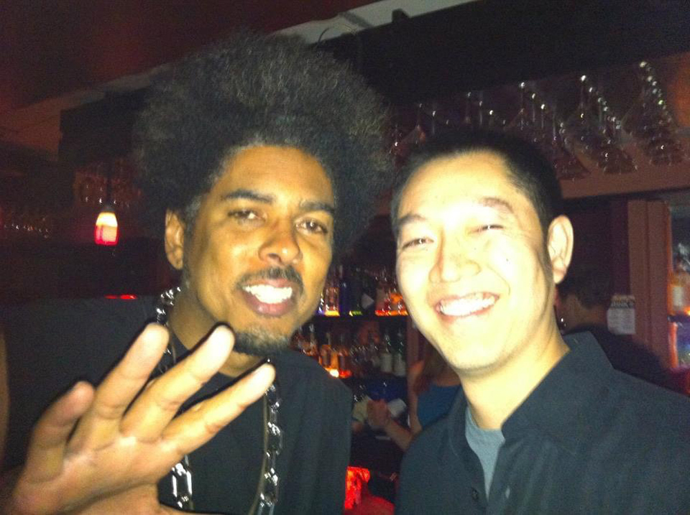 Thank you, Shock G p1