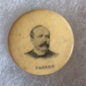 """Alton Parker pinback 1 1/4"""""""