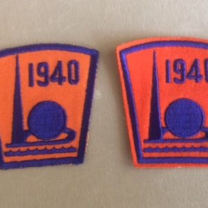 1940 NY Worlds Fair Patches