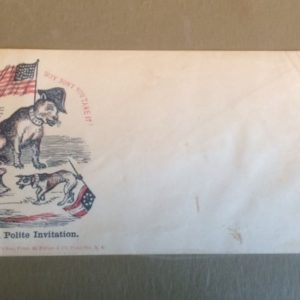 Civil War Envelope Winfield Scott
