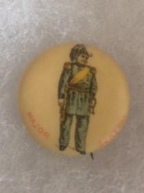 Civil War Major General Pinback circa 1900