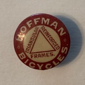 Hoffman Bicycles stud 1890s