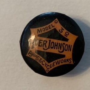 Iver Johnson Bike Works stud 1890s