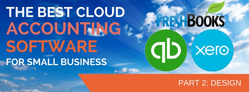 Best Cloud Accounting Software for Small Business: Design
