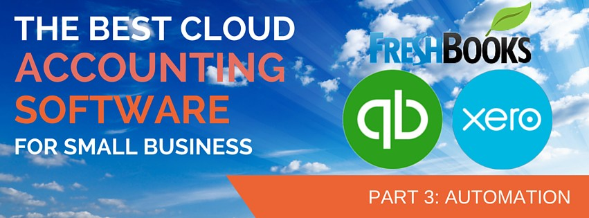 Best Cloud Accounting Software for Small Business – Automation