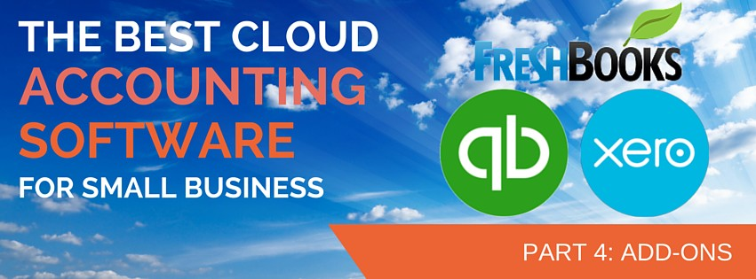 Best Cloud Accounting Software for Small Business – Add-ons