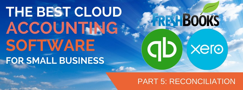 Best Cloud Accounting Software for Small Business – Reconciliation