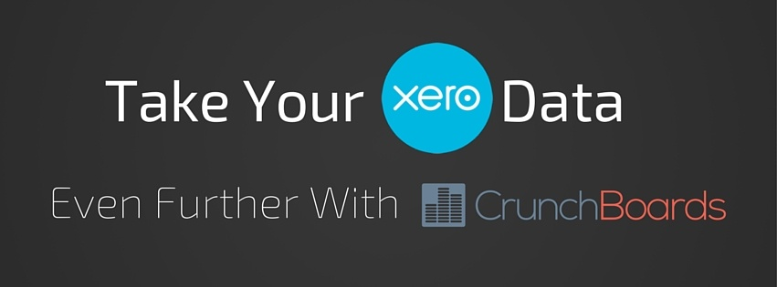 Take Your Xero Data Even Further With CrunchBoards