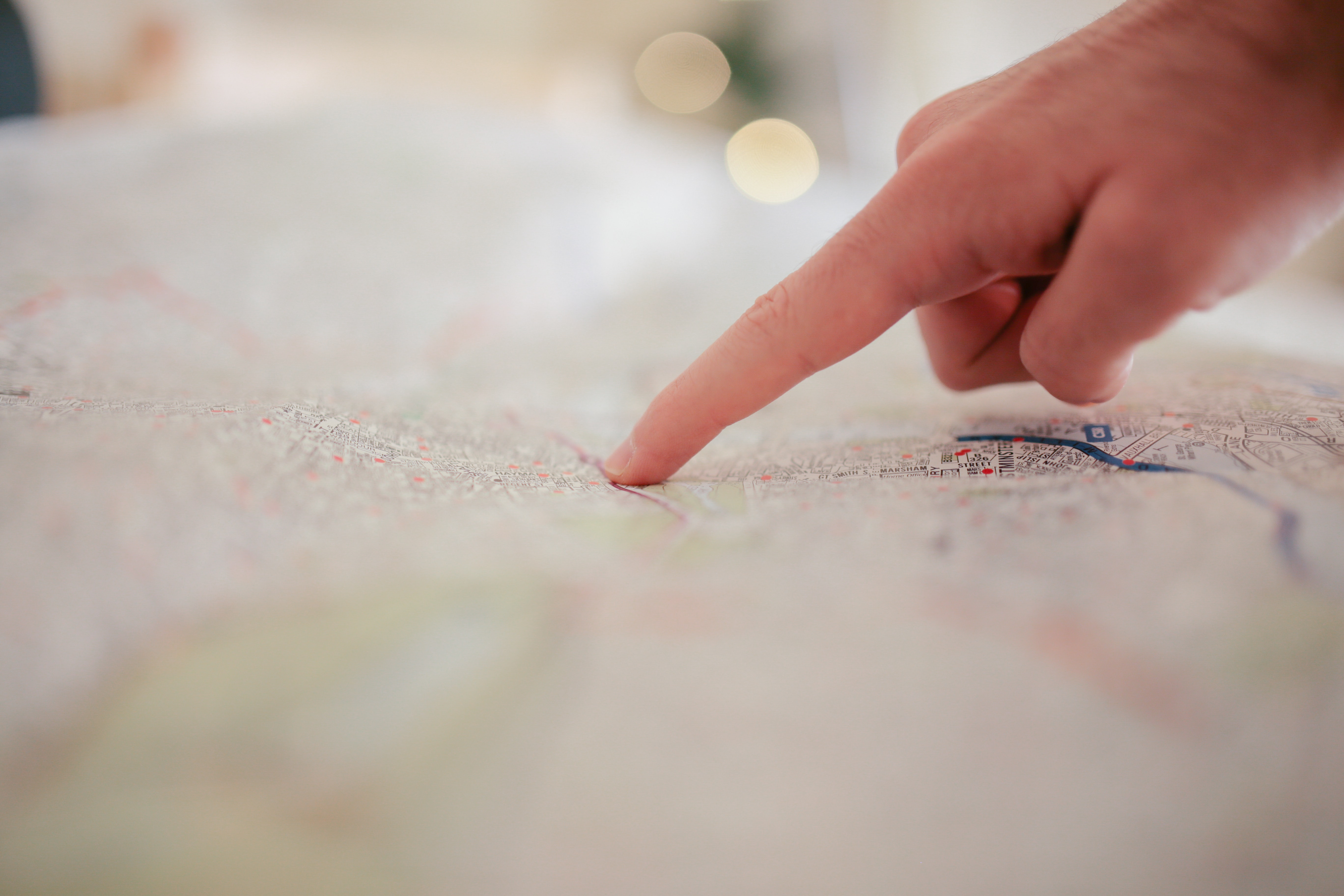 mission statements are like maps for your company