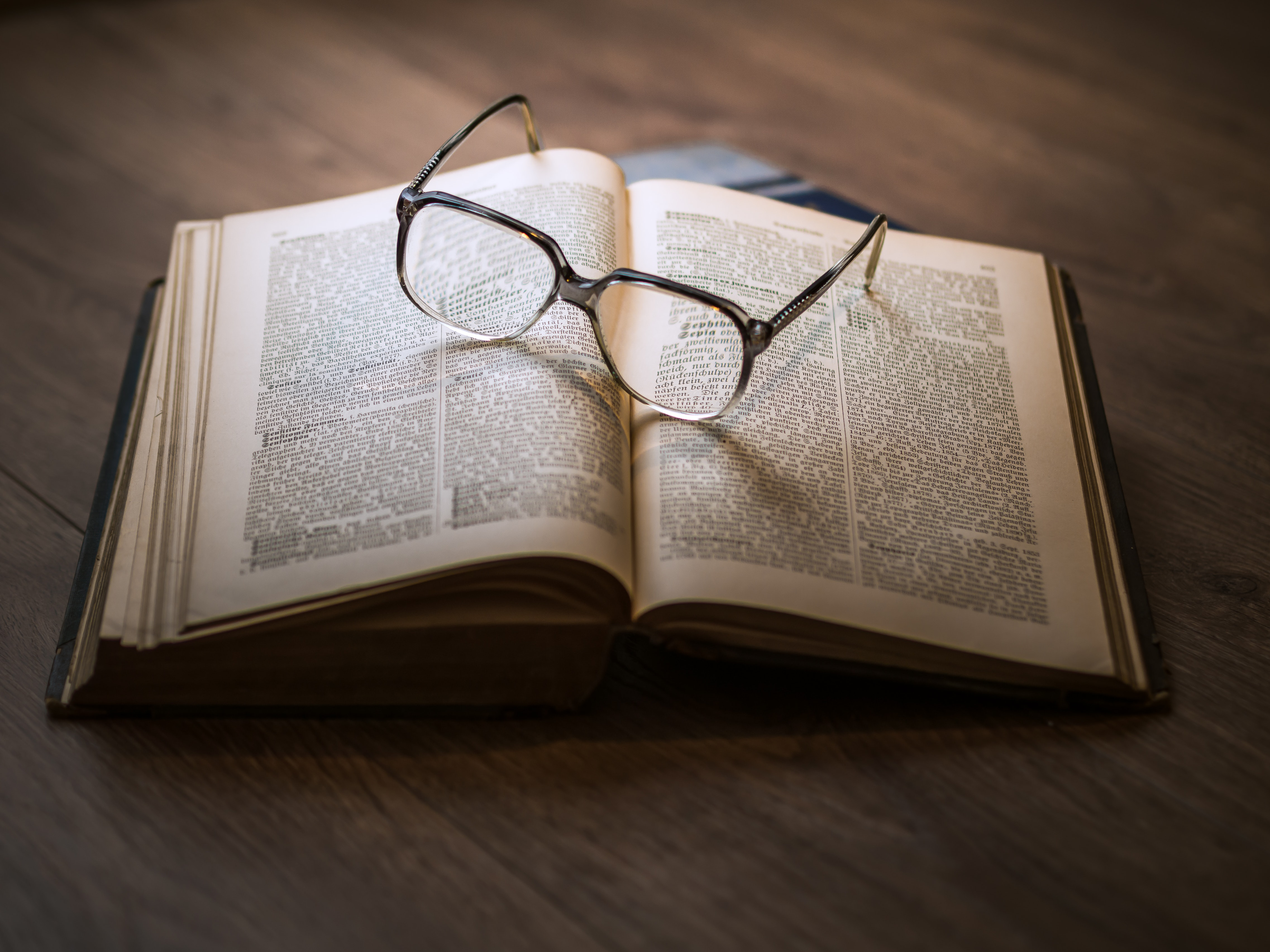 Reading is a great way for business leaders to work on professional development