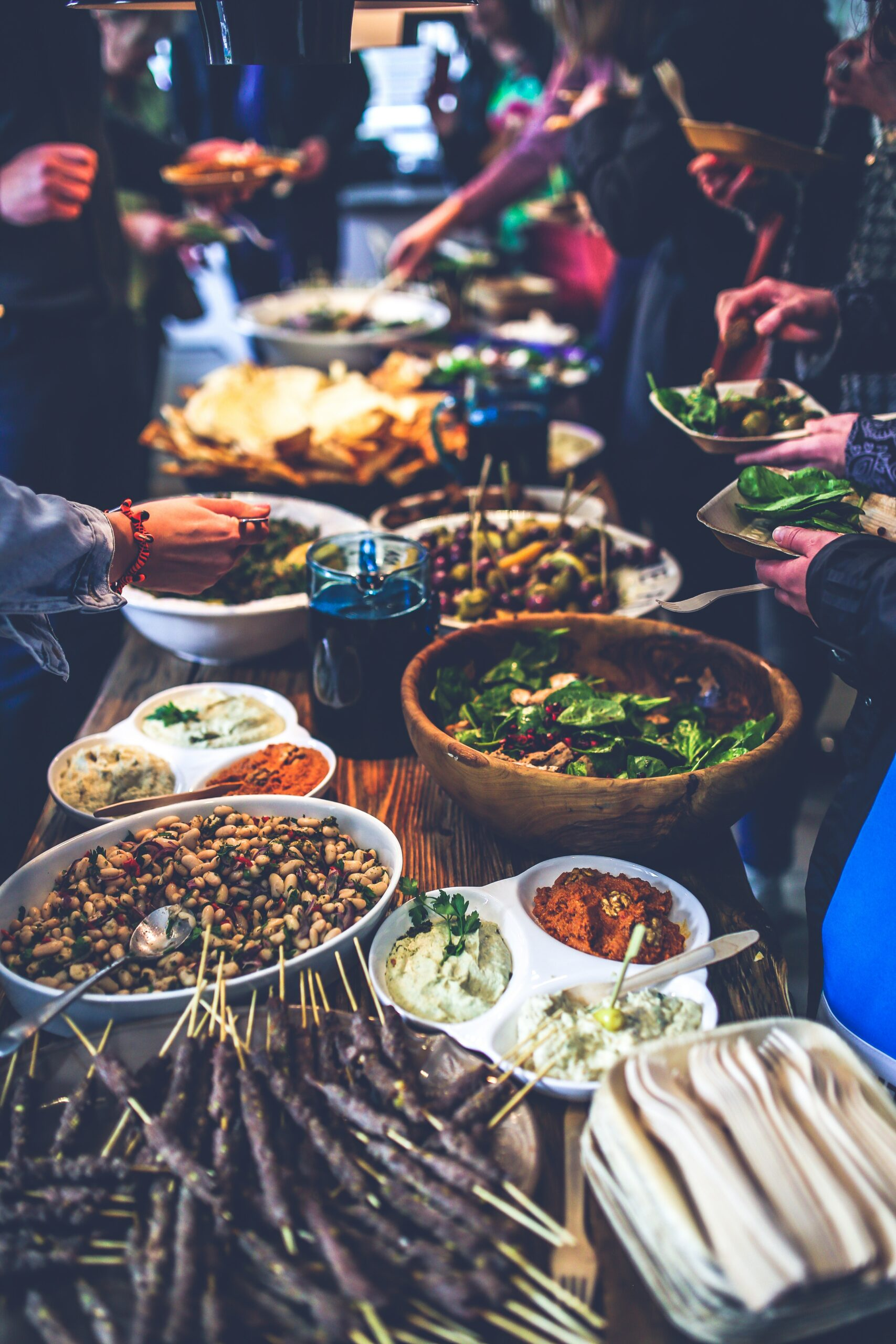 10 Office Potluck Ideas for Busy People