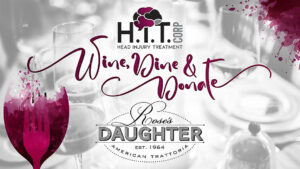 Wine, Dine and Donate