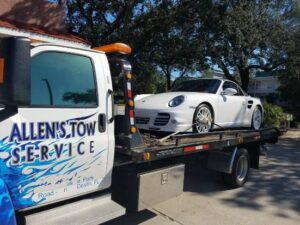 Destin, Fort Walton Beach and Niceville Towing Service and Company