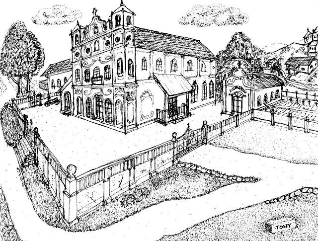 Clipart St Diogo Church