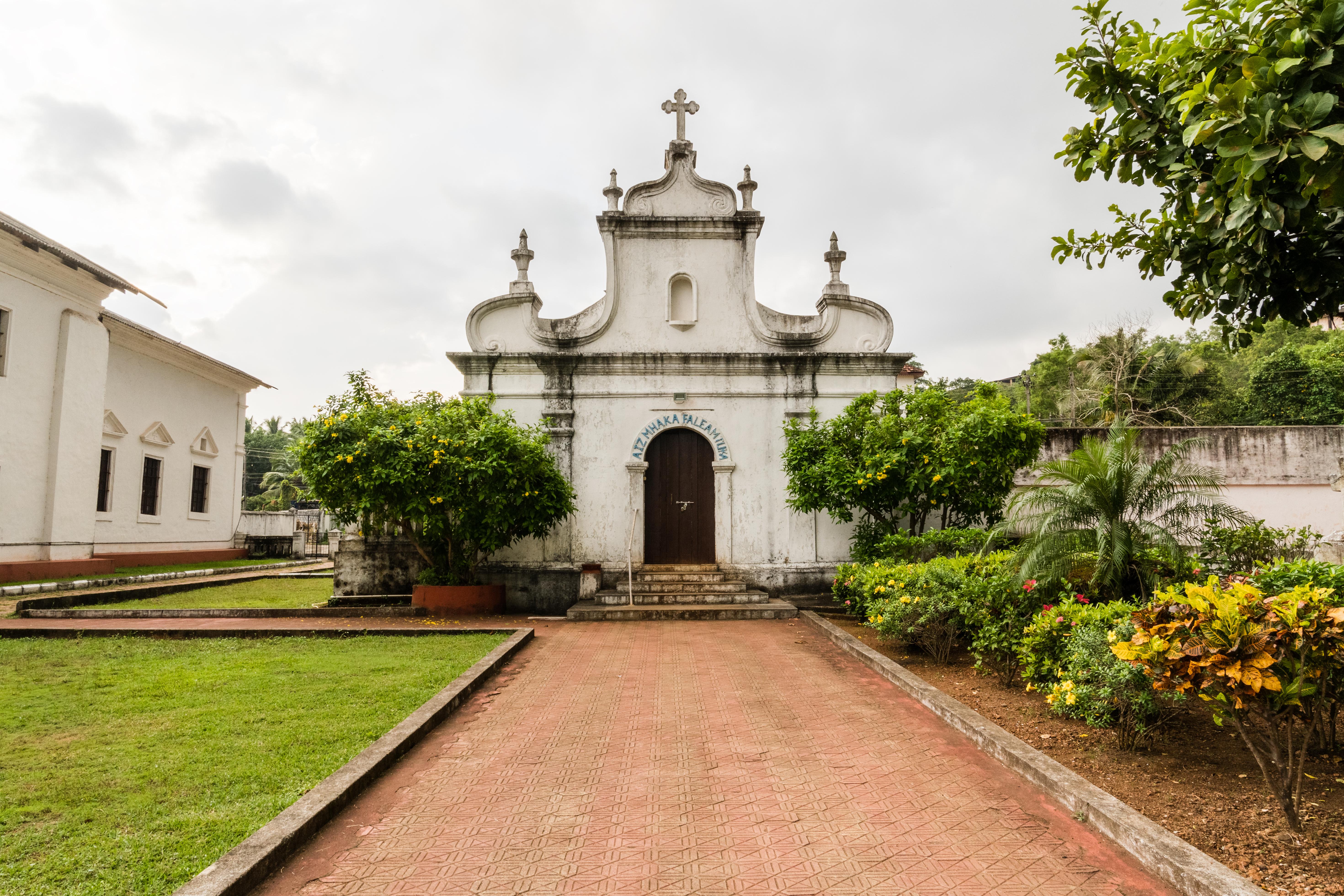 St Diogo Church Cemetry