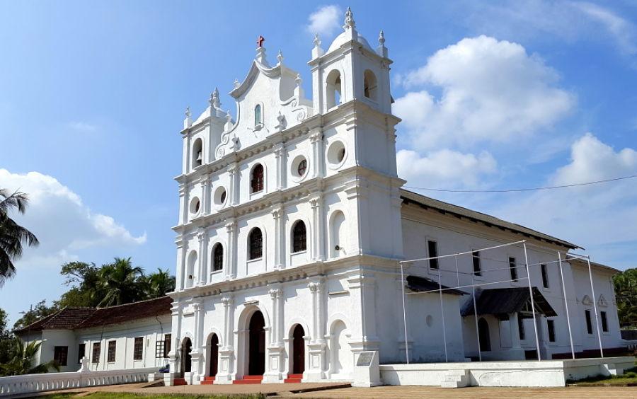 St Diogo Church