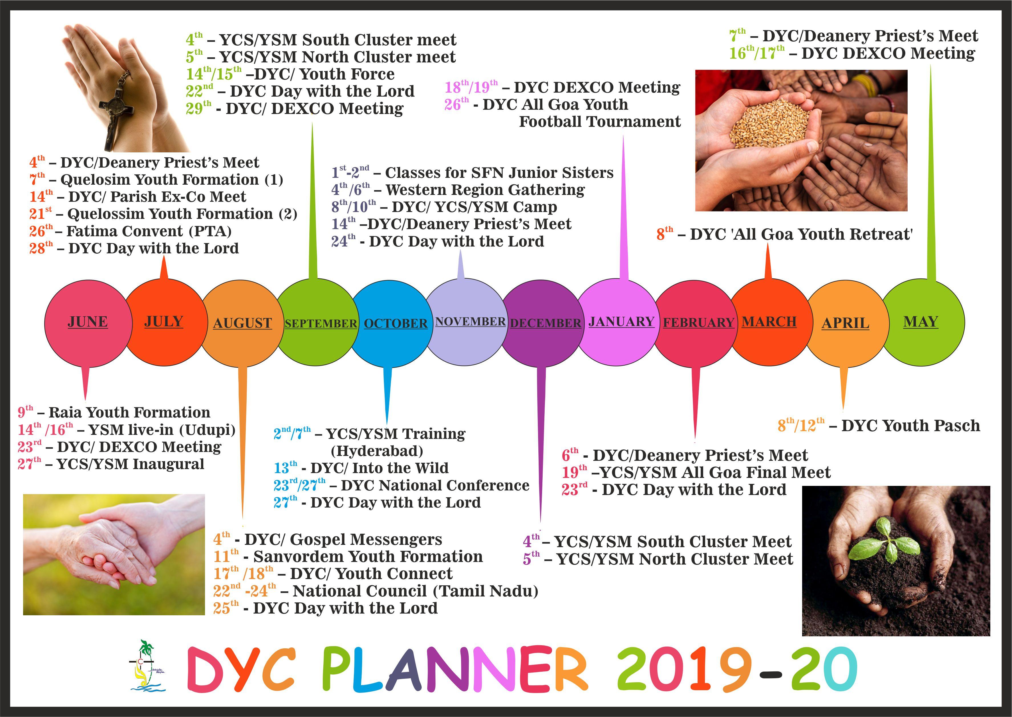 Goa DYC Planner-2019