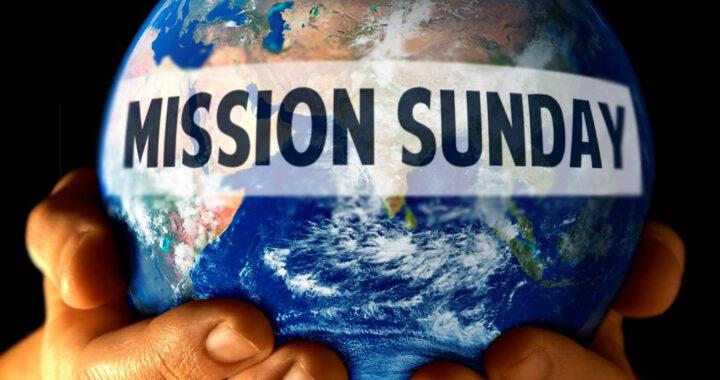 Mission Sunday 2019