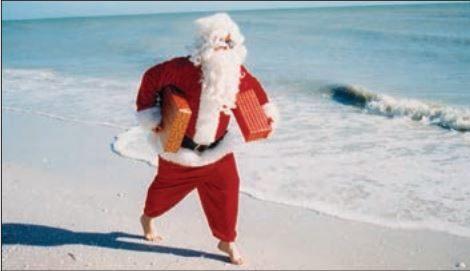 Kiwanis Annual Santa Run