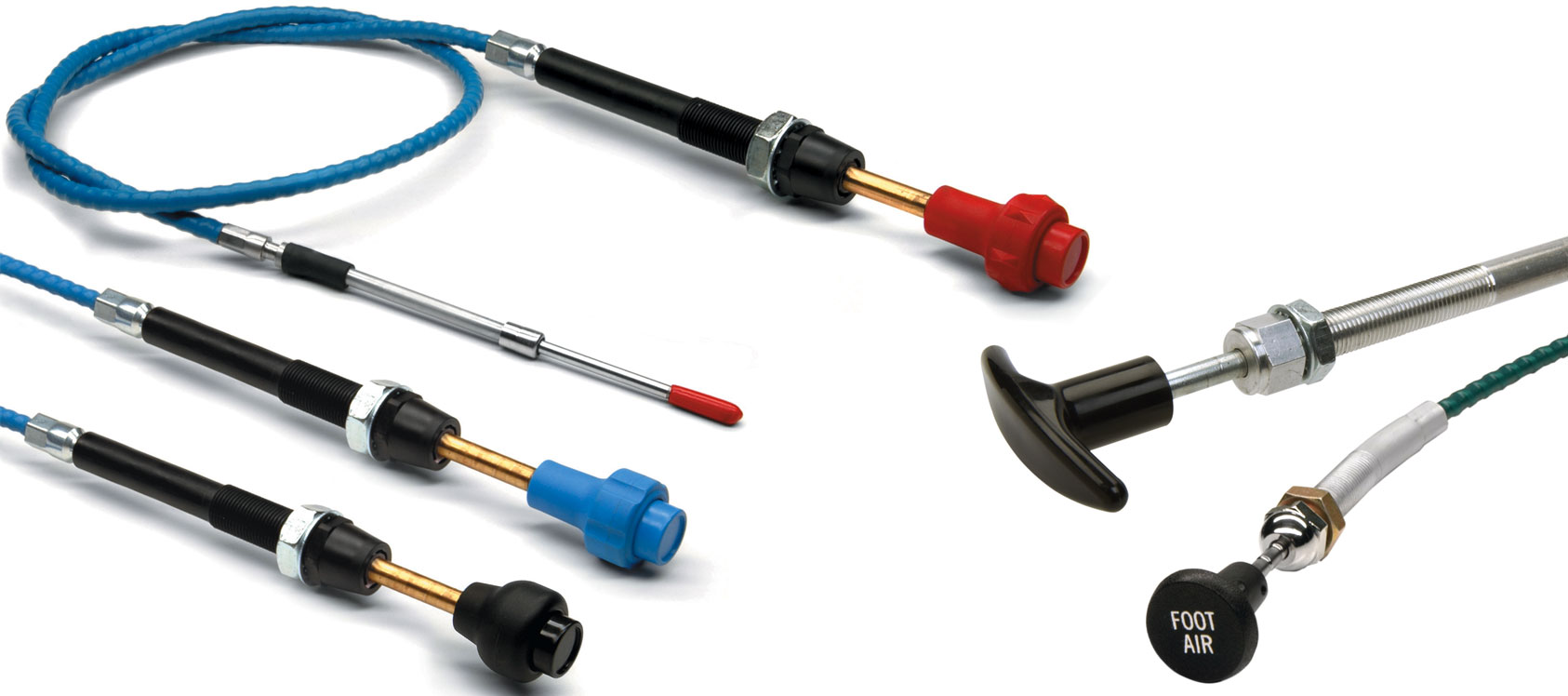 Cablecraft Control Cables Control Heads