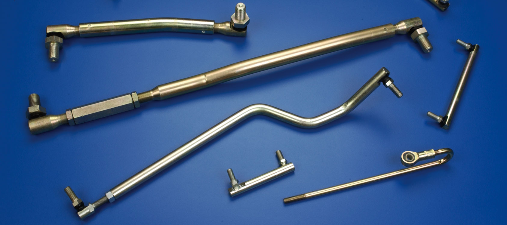 Cablecraft linkage assemblies