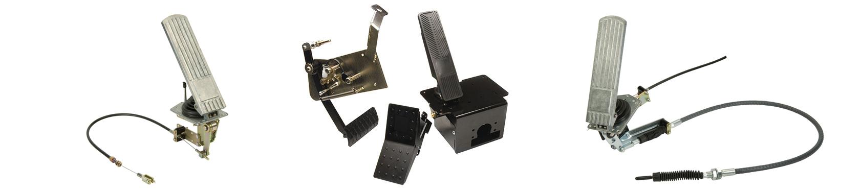 Cablecraft Foot Controls Pedals