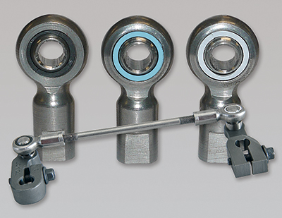 High-temperature rod ends and linkages from Cablecraft