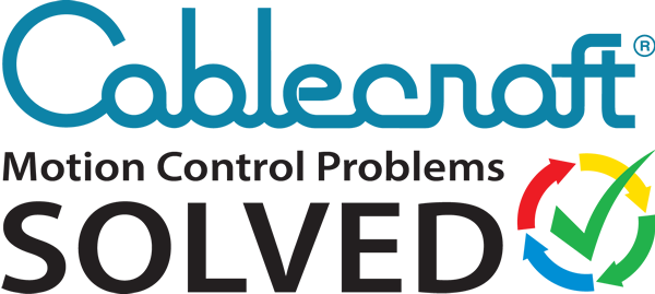 Cablecraft can solve your motion control problems