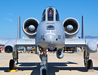 Since beginning work for the Defense Logistics Agency (DLA), Cablecraft Motion Controls has saved the U.S. government over $10,000,000; $2,000,000 on the maintenance of the A-10 Thunderbolt (Warthog).