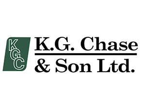 Cablecraft Assembler Award for highest volume, new OEM goes to K.G. Chase & Son Ltd.