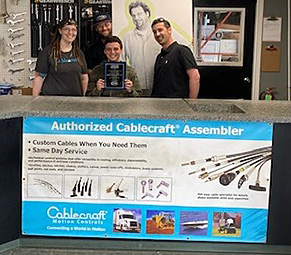 Bearing Service & Supply is the number 5 top assembler in 2020 for Cablecraft