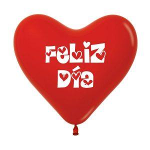 Corazón Feliz Día