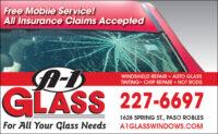 A1 Auto Glass CDG EP 2020.jpg