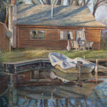 The Cottage - Pastel