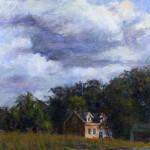 Rhode Island House - Acrylic