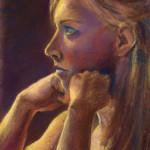 Stephanie - Pastel
