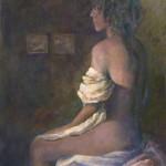The Drape - Acrylic