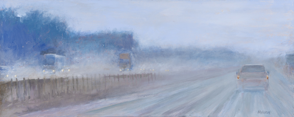 Reduced Visibility - Acrylic