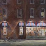Sweetwater's Cafe - Acrylic