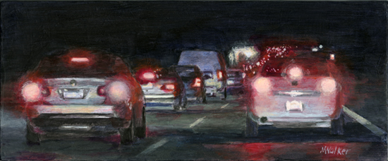 Tail Lights - Acrylic