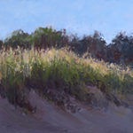 Morning Sun, Michigan Dune - Oil Painting