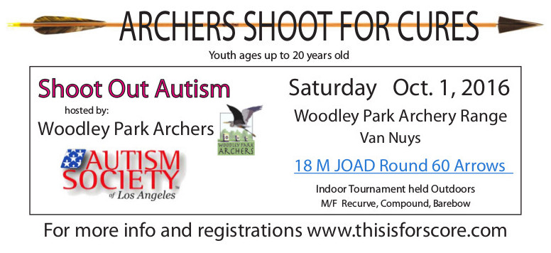 Shoot out autism 2016