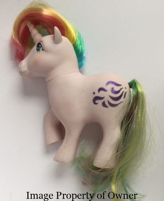 Windy Rainbow Pony year 2