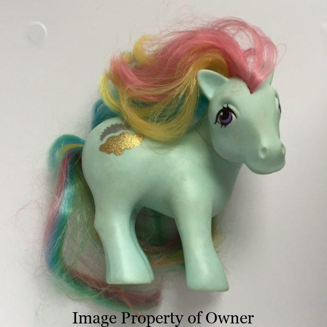 Sunlight rainbow pony year 2