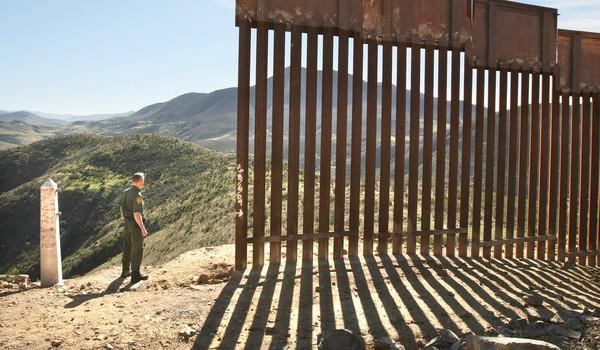 witf new border fence 57.7 million